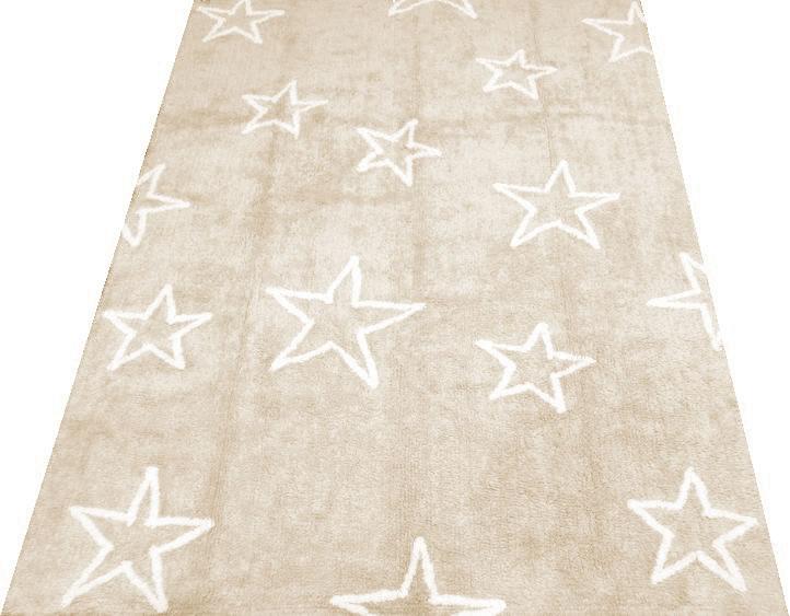 alfombra estrellas grandes - lagarterana