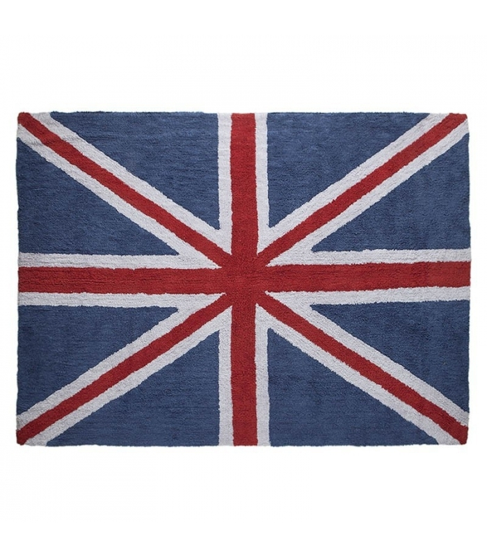 England Flag Rug