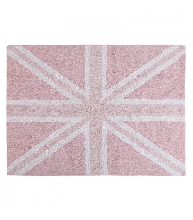 Alfombra bandera inglesa lagarterana - Alfombra banera ...