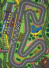 Alfombra circuito infantil - Alfombra circuito coches ...