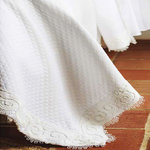 BED COVER LACE