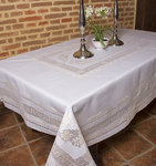OPENWORK TABLECLOTH GRECE