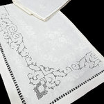 OPENWORK TABLECLOTH