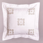 TRADITIONAL EMBROIDERED CUSHION II