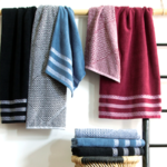 TRIPLE VALANCE TOWELS