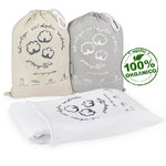 ORGANIC BOTTOM SHEETS & BAG
