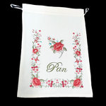 ROSES BREAD BAG 6