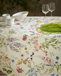 FORTUNE STAIN REPELLENT TABLECLOTH