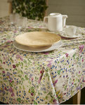 JUNO STAIN REPELLENT TABLECLOTH