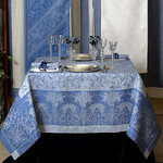 LINEN DAMASK TABLECLOTHS VALSA