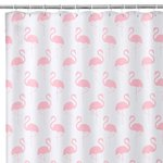 FLAMENCOS BATH/SHOWER CURTAIN