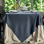 TABLECLOTH LINEN PLAIN COLORS